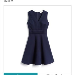 Tabora Ponte Dress